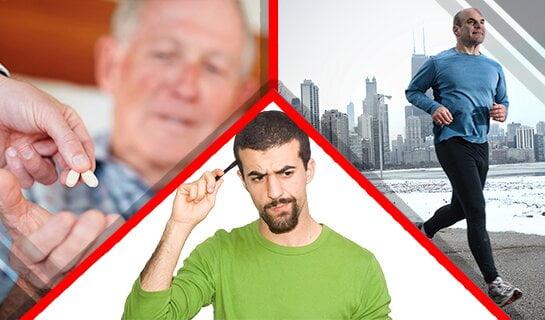 Le traitement de la prostate: la psychologie