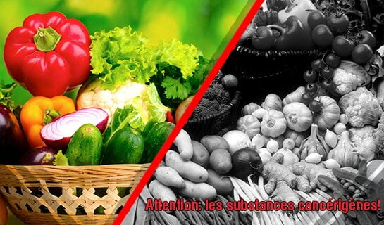 Hypertrophie Prostatique: L'insécurité des Fruits et des Légumes