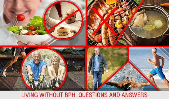 Features of Treatment of BPH (Questions and Answers)