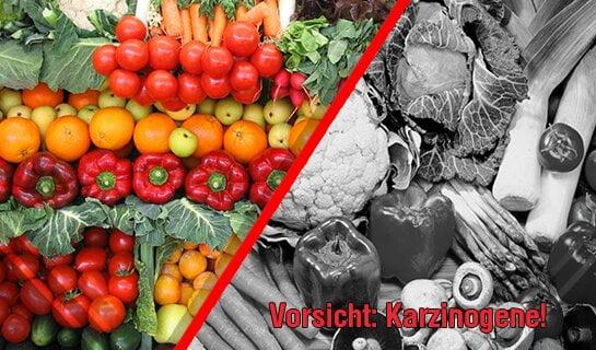Vergrößerung der Prostata: über die schädlichen Obst und Gemüse