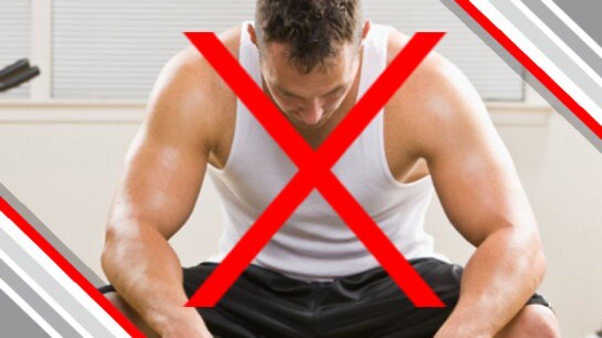 Hypertrophie prostatique: le nocivité  de la surcharge physique