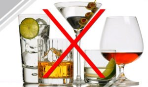 Diet for BPH, the Harmfulness of Alcohol