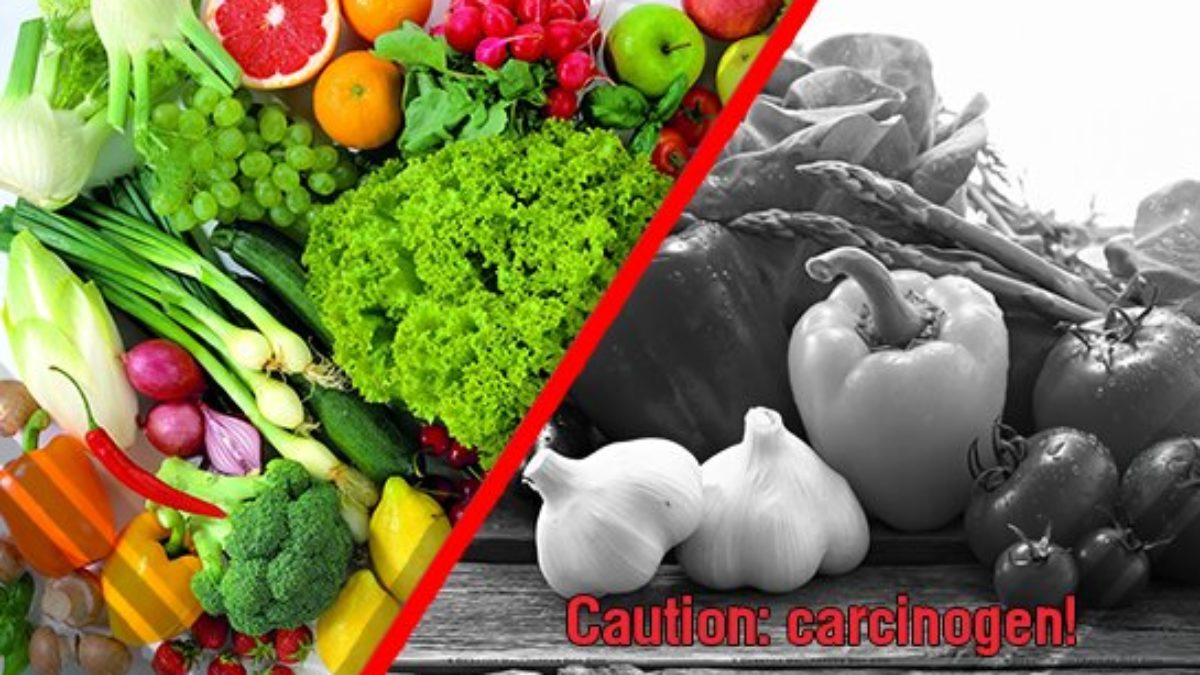 Prostate and Food: about the Harmful Fruits and Vegetables